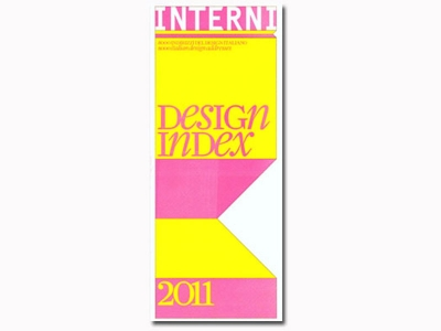 2011. Interni Design Index